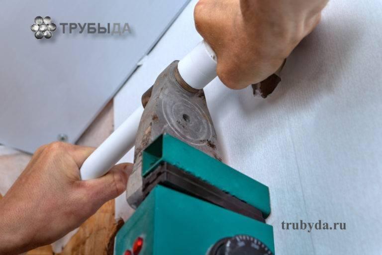 [инструкция] пайка полипропиленовых труб | видео