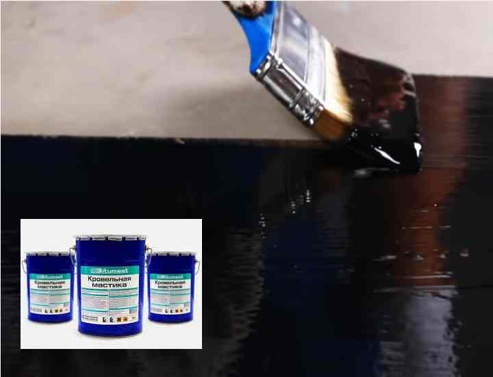 Гидроизоляционные мастики bitumast: резинобитумная, каучукобитумная и другие виды, сфера применения, как пользоваться