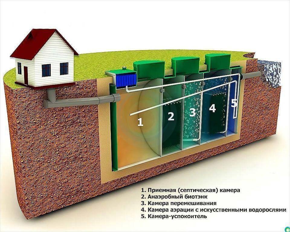 Септик для загородного дома: какой выбрать