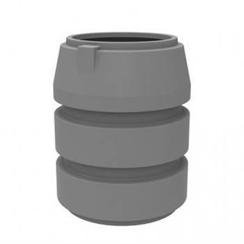 Гидроизоляция бетонных колец для септика - все о септиках