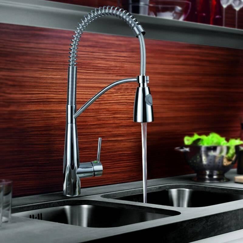 Гид по выбору кухонного смесителя (32 фото)