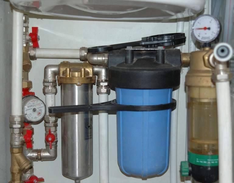 Как открутить фильтр для воды: в какую сторону отвинчивать, особенности демонтажа у различных видов систем очистки
