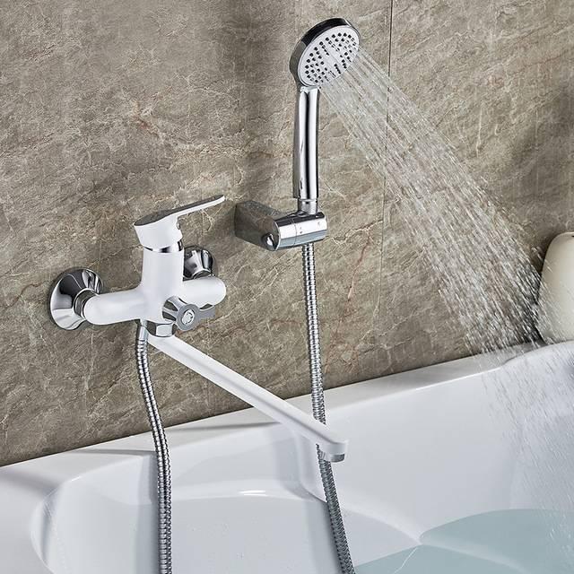 Как самостоятельно выбрать надежный смеситель для ванной комнаты?