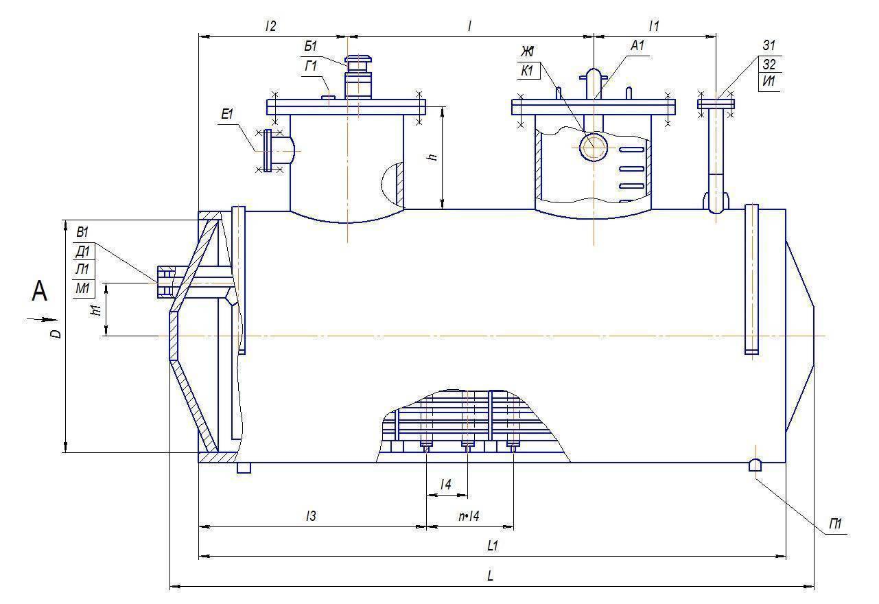 Дренажные пластиковые колодцы: плюсы и минусы, разновидности емкостей и особенности монтажа. резервуары подземные горизонтальные дренажные дренажная емкость для нефтепродуктов
