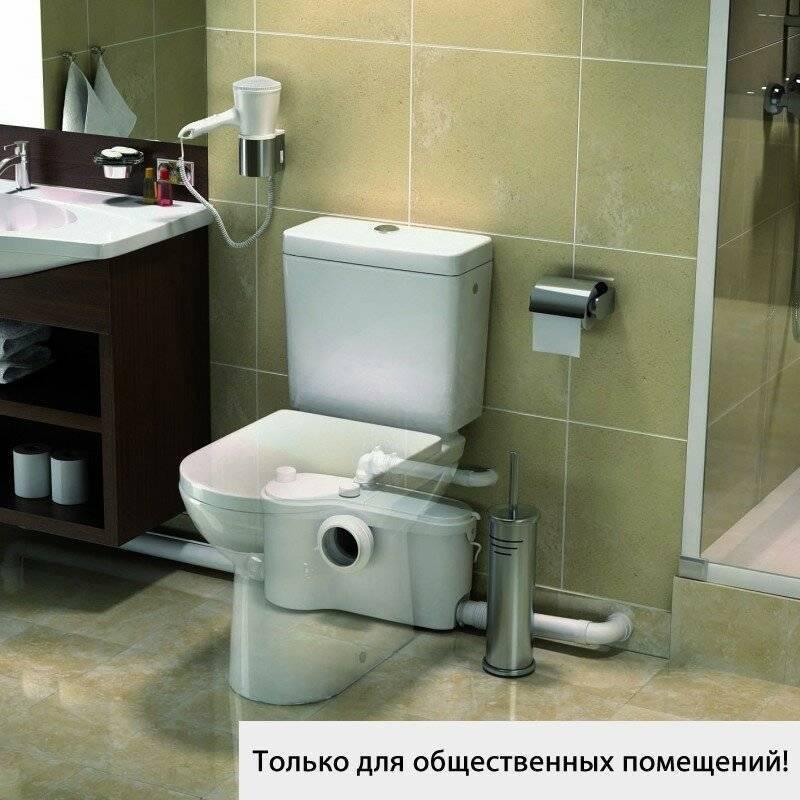 Правила монтажа канализационных насосов - znayteplo.ru
