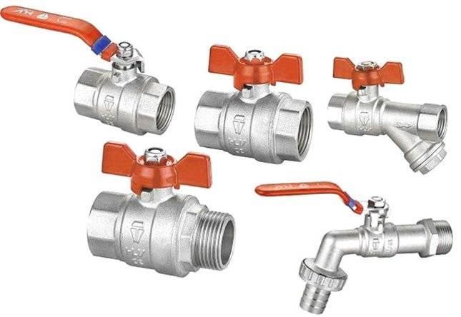 Как выбрать шаровой кран для водоснабжения и отопления?
