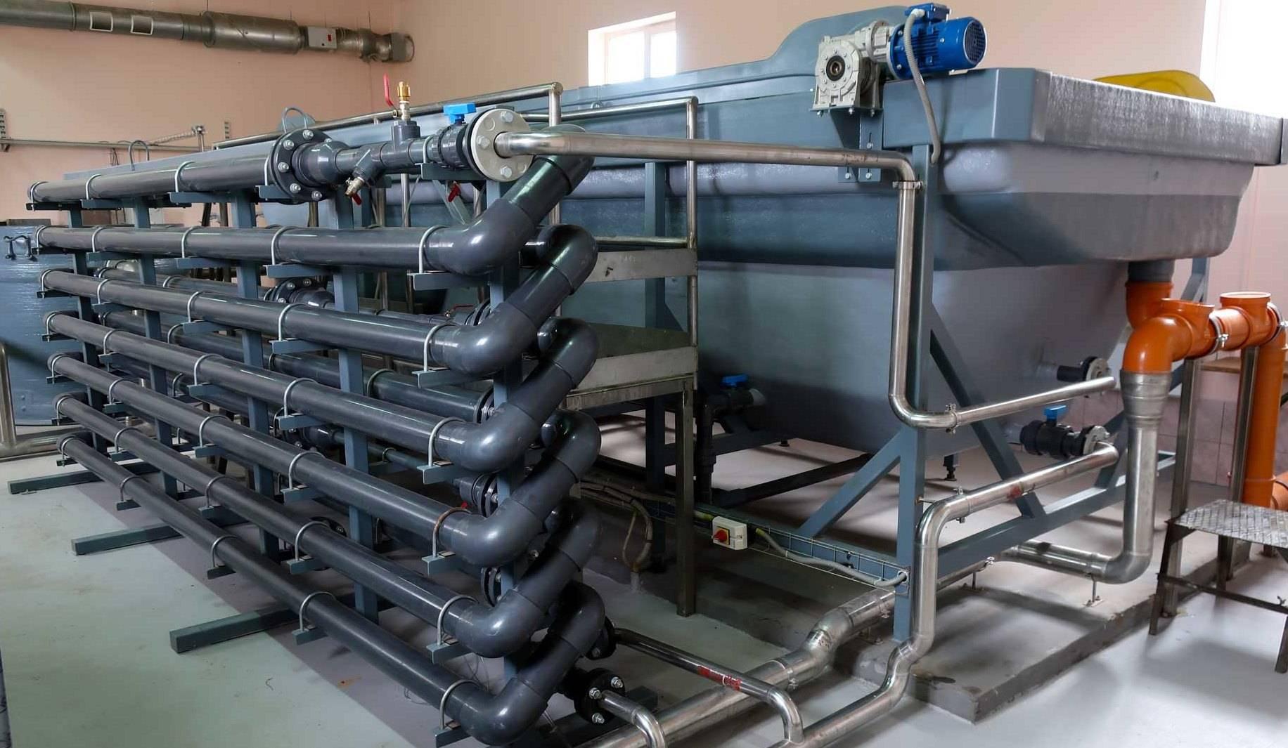 Флотаторы для очистки сточных вод: плюсы и минусы метода, виды и способы флотации