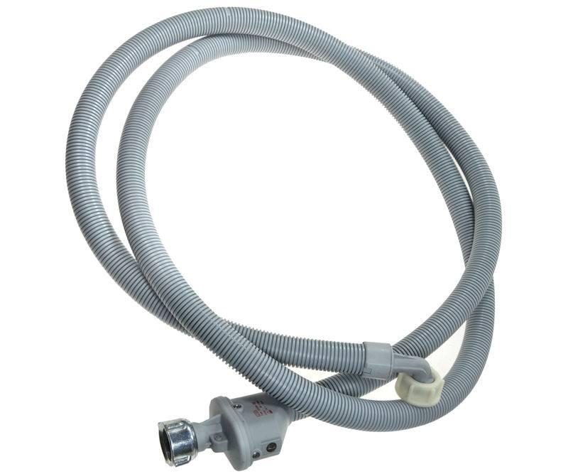 Шланг для подключения стиральной машины к водопроводу: заливной шланг, виды: с клапаном аквастоп, датчиком от протечки, с защитой- 3м, 5м- как подключить своими руками +фото