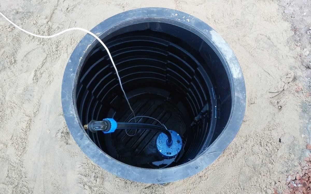 Внутренняя гидроизоляция колодцев