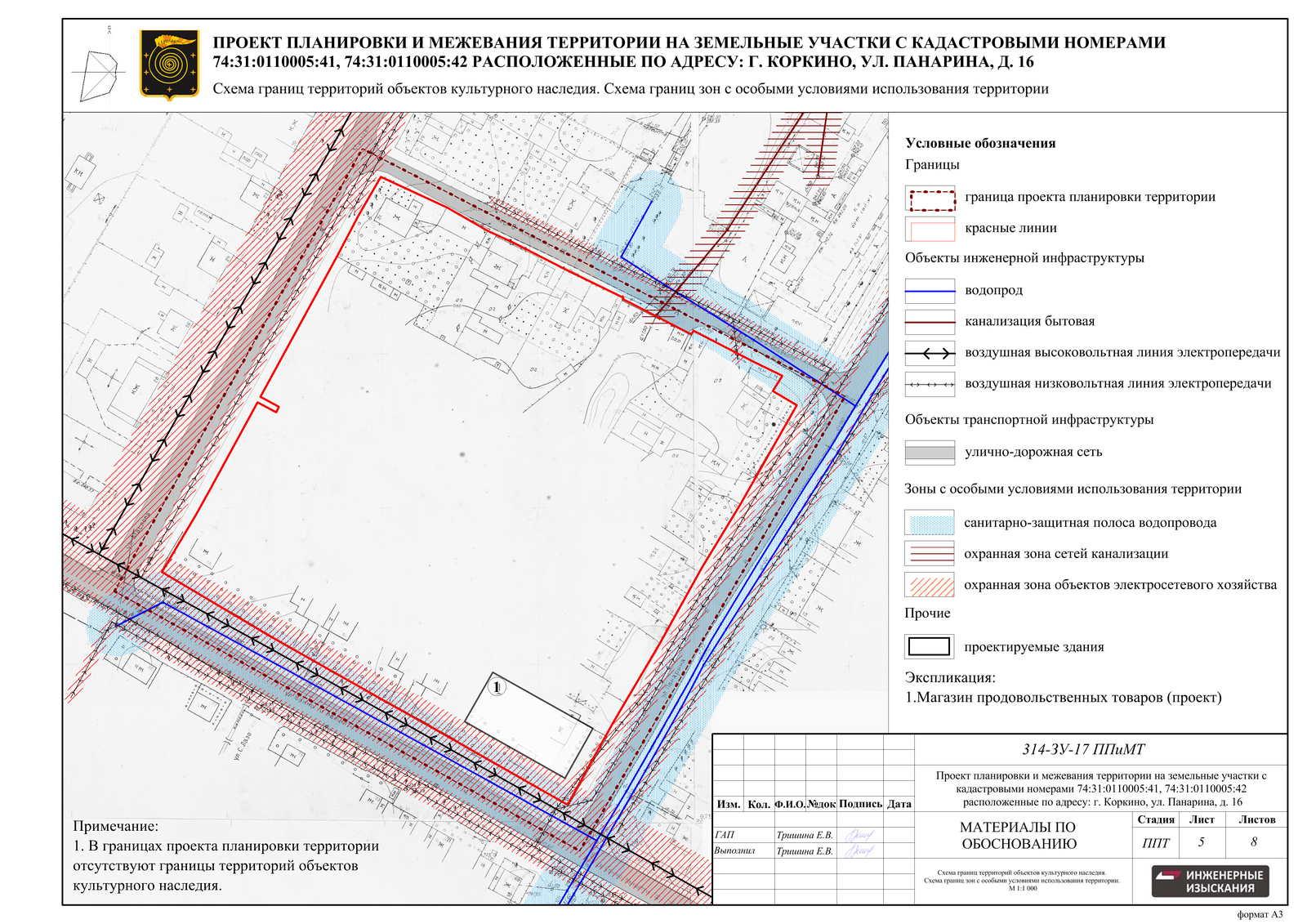 Охранная зона канализации - что это такое и с какой целью она создается