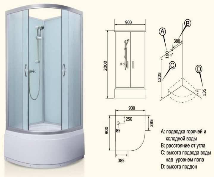 Душевая кабина без поддона на полу: оптимальные размеры, как сделать в квартире, технология строительства, дизайн, проект