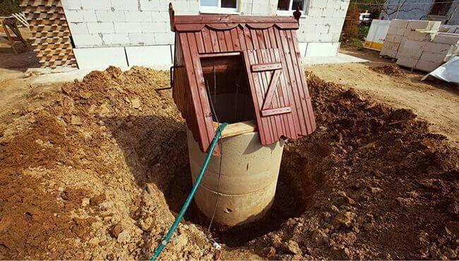 Устройство колодца из бетонных колец: особенности и этапы строительства