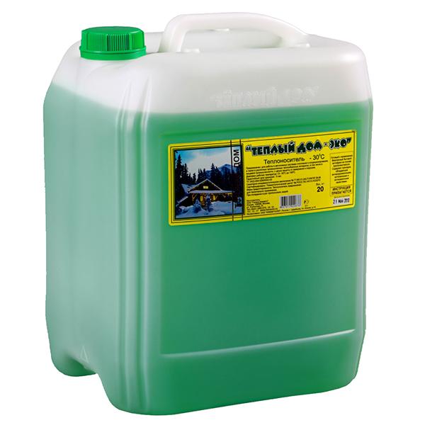 Выбираем теплоноситель для системы отопления загородного дома: антифриз или вода