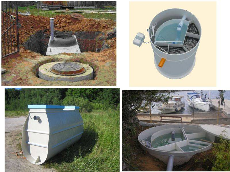 Отстойники для канализации: что это такое, виды и монтаж