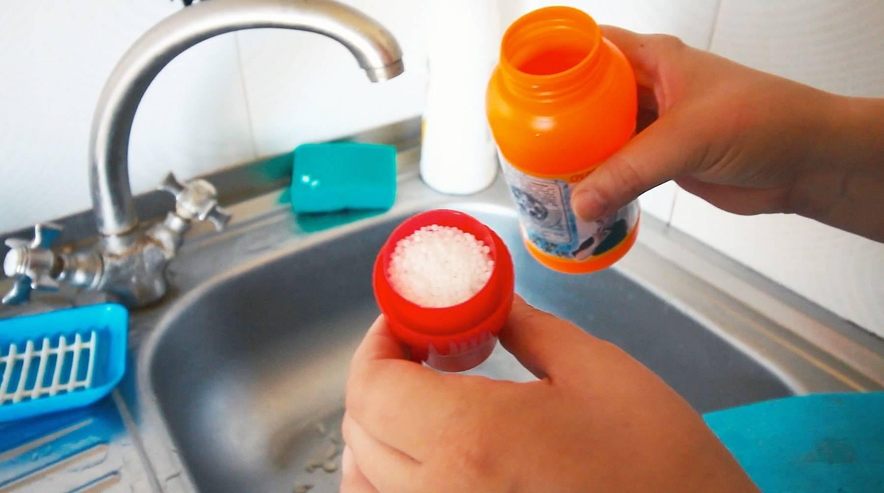 Засор в ванной: средства и способы устранения