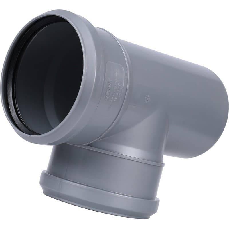 Монтаж пластиковых труб канализации: от выбора трубы до установки фитингов