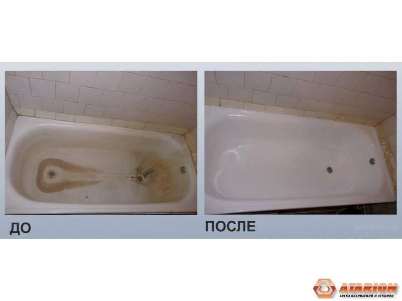 Как отреставрировать ванну: заливка ванны акрилом, реставрация эмалью, восстановление покрытия эмали своими руками, как восстановить ванну, как реставрировать в домашних условиях наливным акрилом