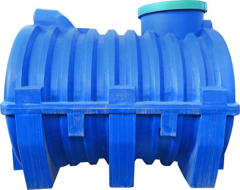 Пластиковая емкость для септика: особенности монтажа, какую купить