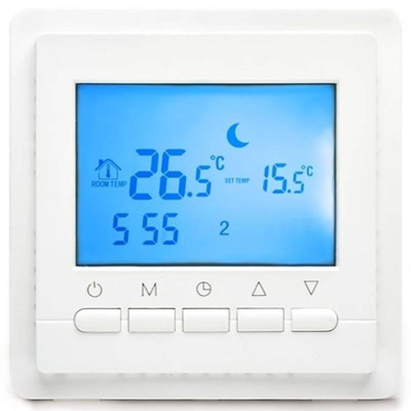 Терморегулятор для теплых полов – выбор и подключение термостата к теплым полам