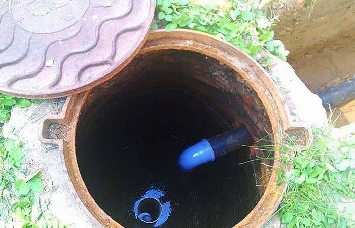 Как очистить выгребную яму без откачки (народный способ)