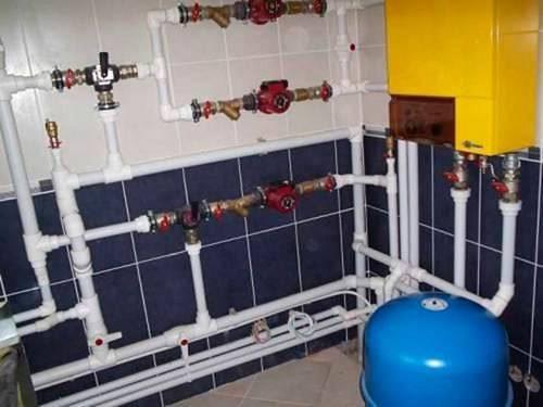 Какие бывают трубы для водопровода?