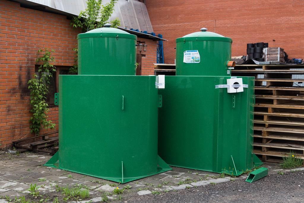 Биосептик alta bio 5. автономная канализация без запаха! гарантированно! очистное сооружение от alta group