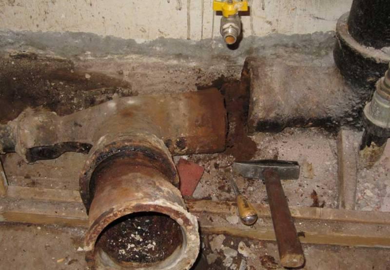 Чугунные трубы для канализации: размеры и внутренний диаметр