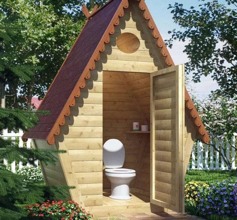 Как установить унитаз на даче в туалете своими руками