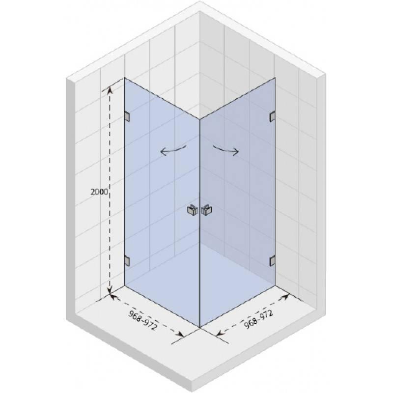 Выбор оптимального размера душевой кабины: характеристики и сравнение моделей
