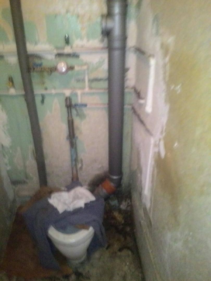 Замена канализационной трубы в квартире - все о канализации
