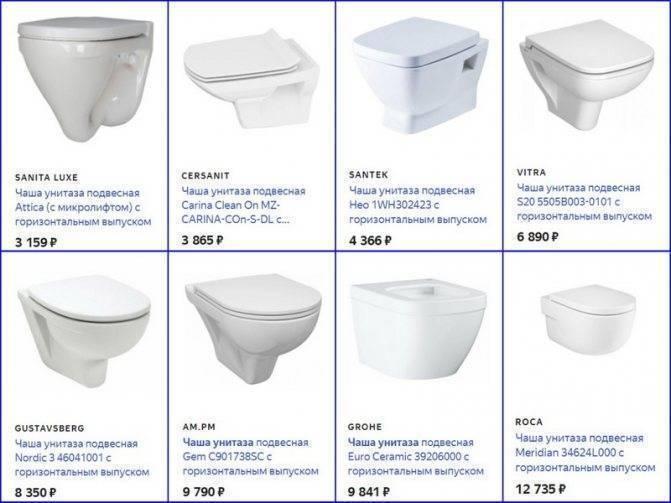 Как выбрать унитаз: типы конструкции унитаза, виды чаши, какой смыв лучше