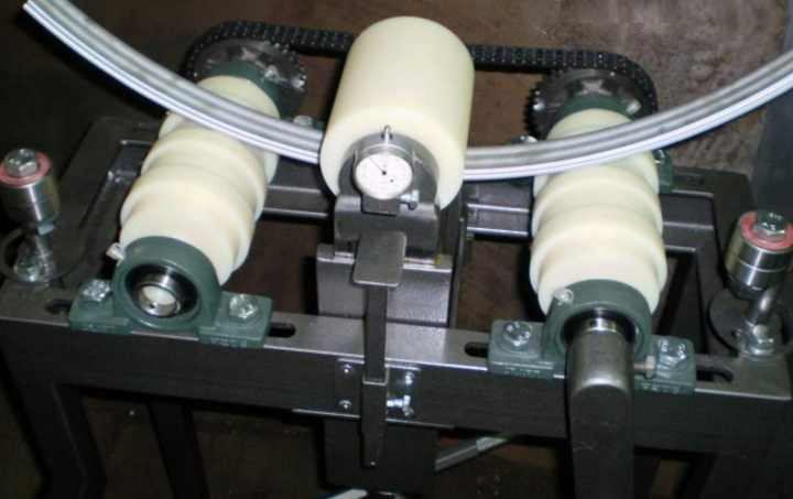 Станок для гибки профильной трубы — схемы самодельных трубогибов