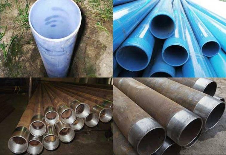 Какие трубы лучше для скважины и почему: виды, особенности труб под воду, преимущества пластиковых труб