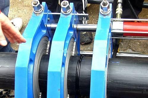Сварка полиэтиленовых труб: технология сварки пэ труб встык, электромуфтовая сварка трубопроводов, как сварить в домашних условиях