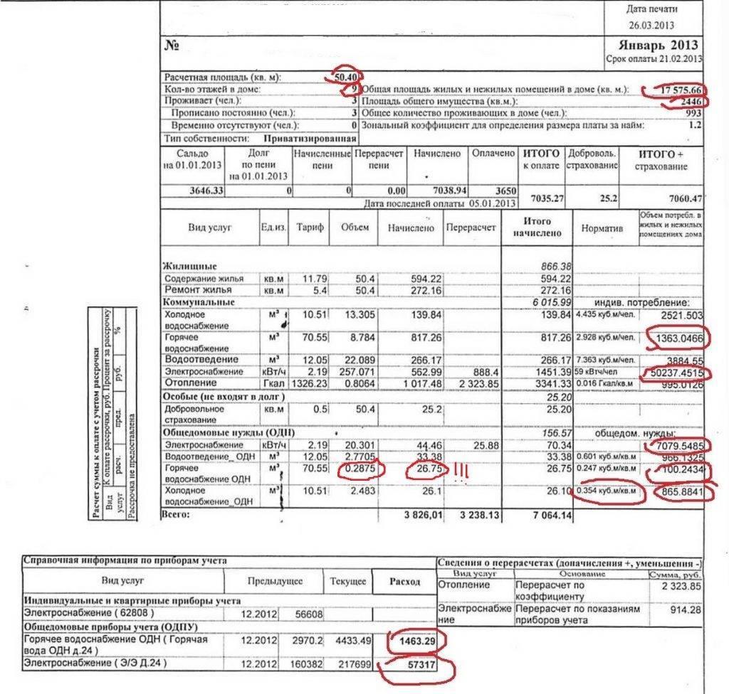 Расчет тарифов на услуги водоснабжения и водоотведения