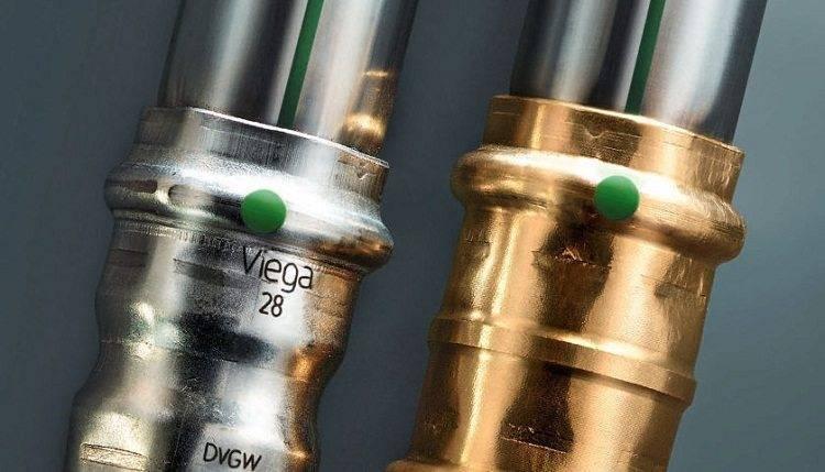 Соединение труб без сварки и резьбы: металлические трубы