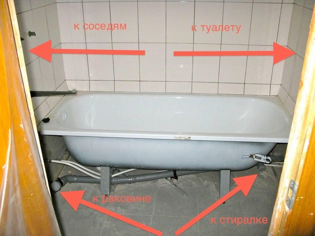 Как установить раковину в ванной с пьедесталом