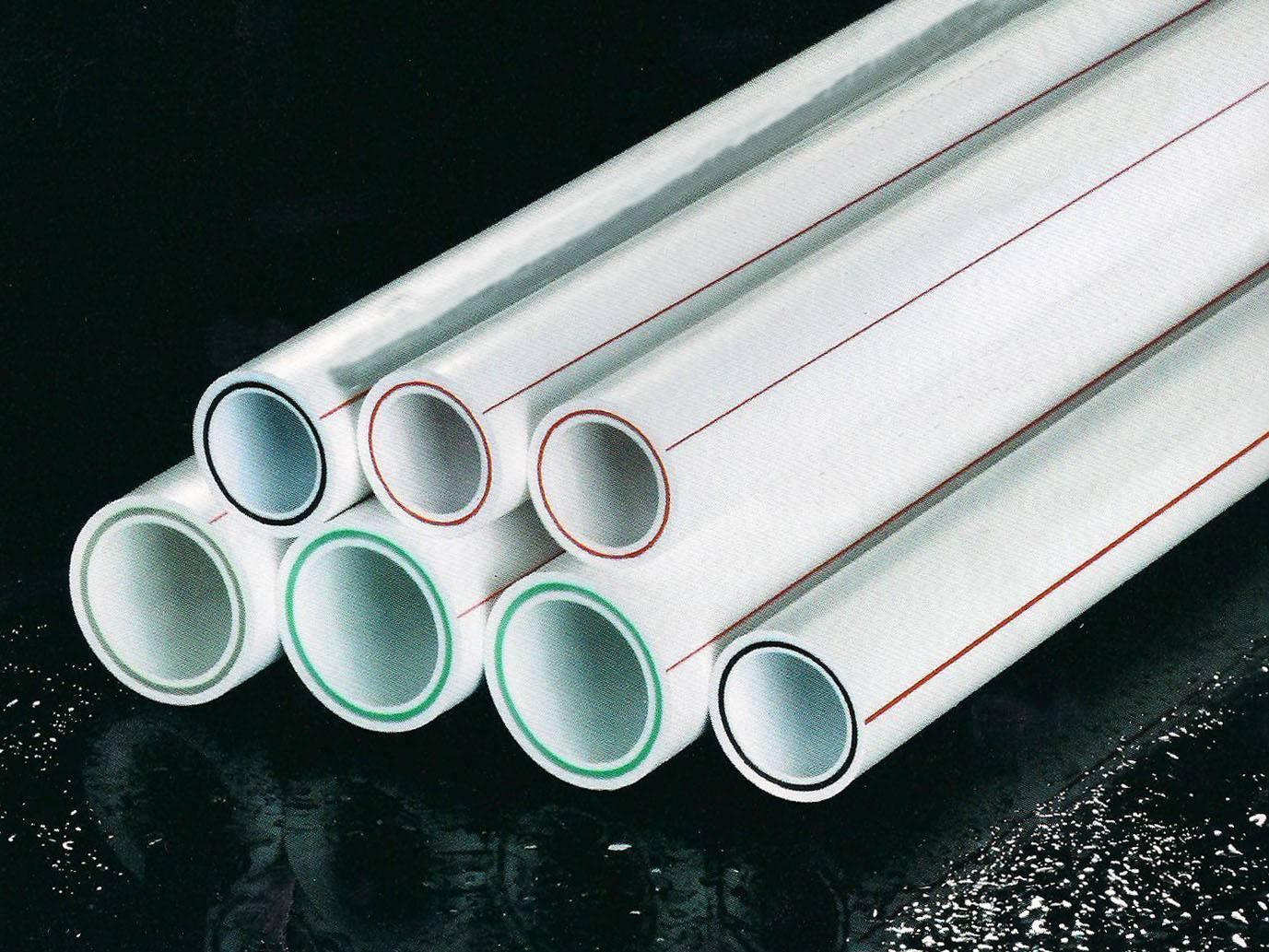 Полипропиленовые трубы из чехии, являются лидером в своей нише, компания экопластик выпускает армированную стекловолокном продукцию