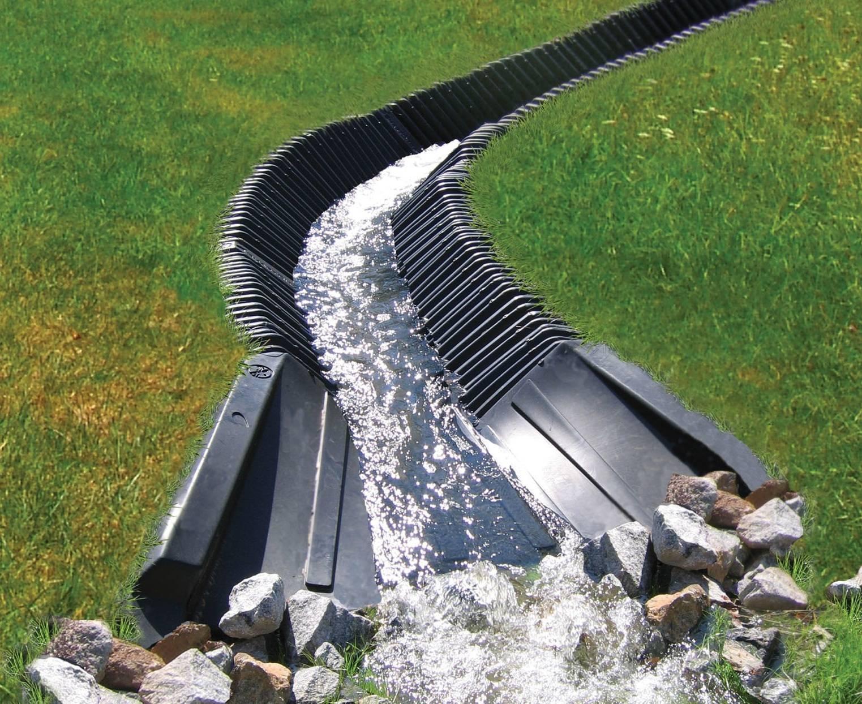 Отвод поверхностных вод | новости в строительстве