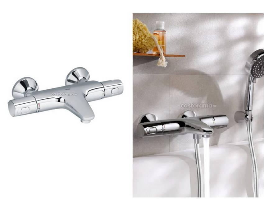 Какой выбрать смеситель для ванной: материал и конструкция