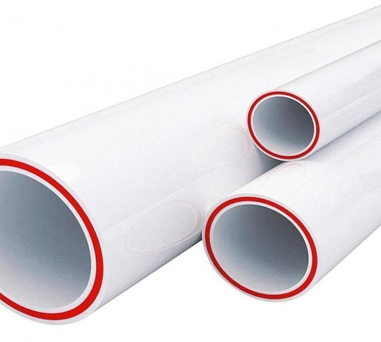 Армированные полипропиленовые трубы для отопления: характеристики, критерии выбора