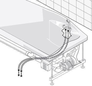 Как установить экран для ванной: пошаговая инструкция по установке