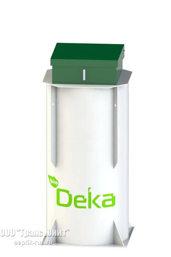 Септик (автономная канализация) биодека 3, 5, 7, 10: отзывы, как работает