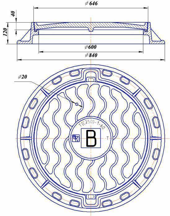 Как замаскировать люк с помощью декоративной крышки