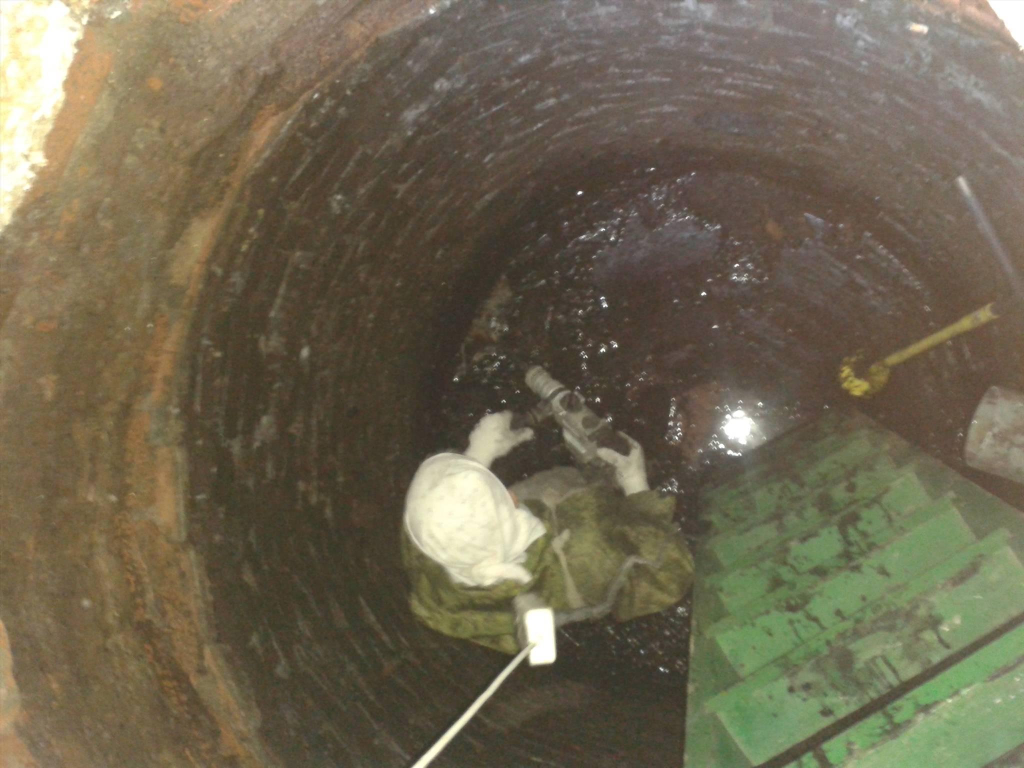 Выгребная яма без откачки своими руками - устройство
