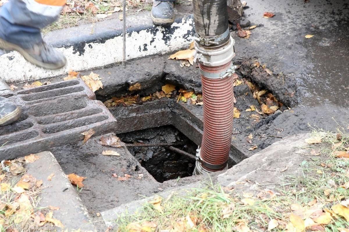 Ремонт и чистка ливневой канализации: профилактика, капитальный ремонт