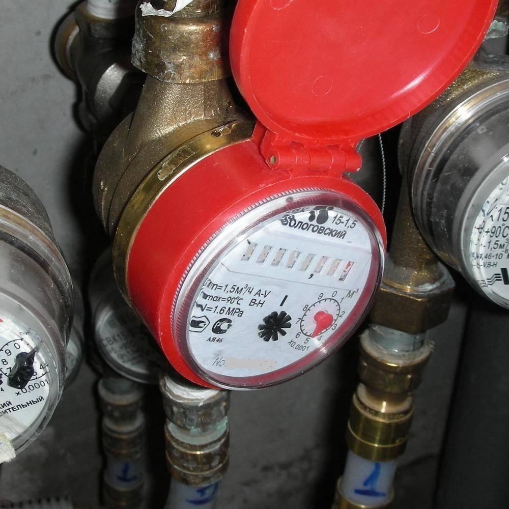 Приборы учета подачи воды: что делать и куда обращаться, если счетчик горячей или холодной воды сломался