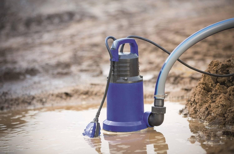Насос для откачки воды из подвала: виды, зачем нужен, как использовать