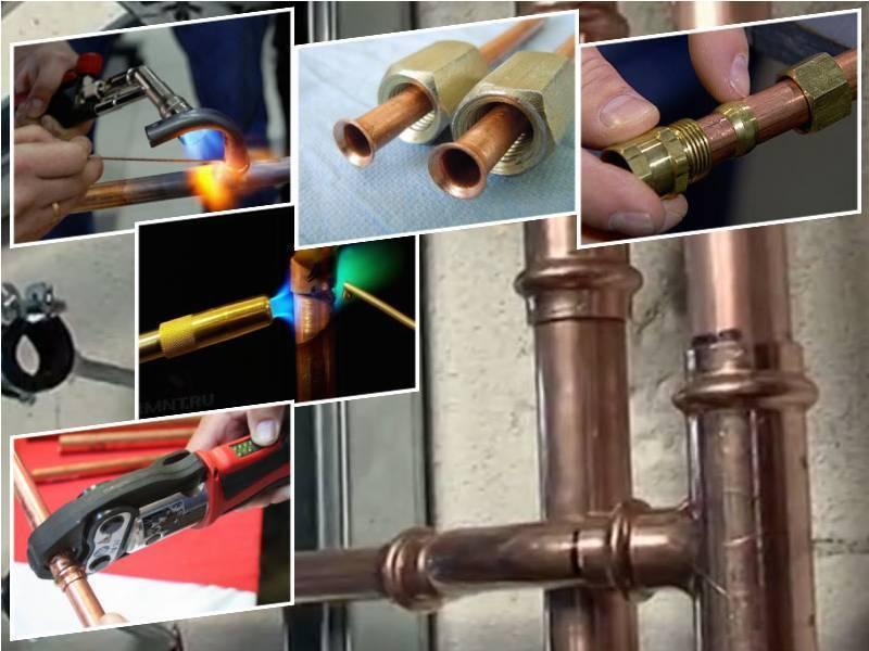 Как соединить металлическую трубу с пластиковой без резьбы: видео