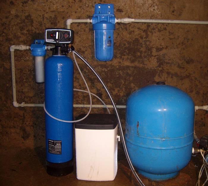 Очистка воды из скважины: способы и оборудование
